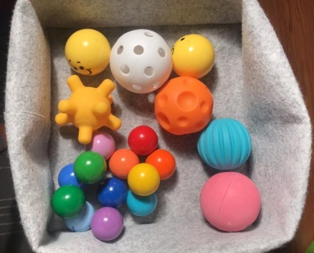Sensory Baskets | MommaAMommaB