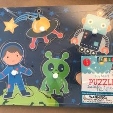 $3 Wooden Peg Puzzle