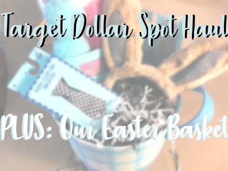 Target Dollar Spot Haul - Easter 2018