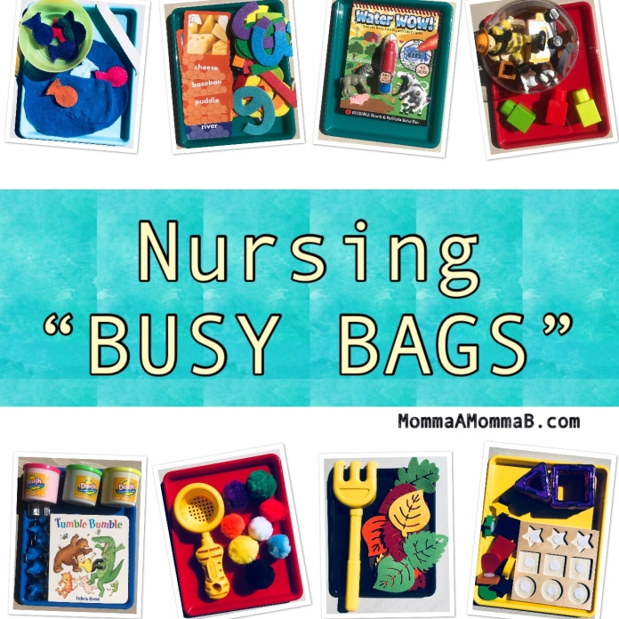 nursing busy bags