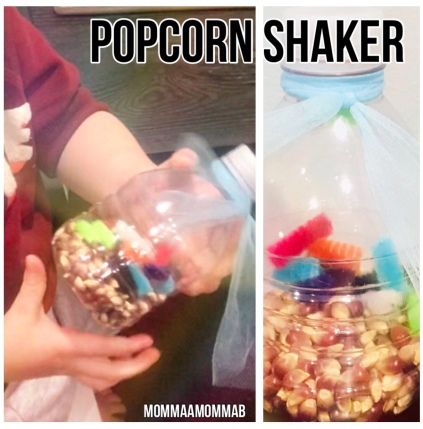 Popcorn Shaker
