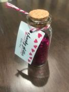 Target Dollar Spot Valentine's Glitter
